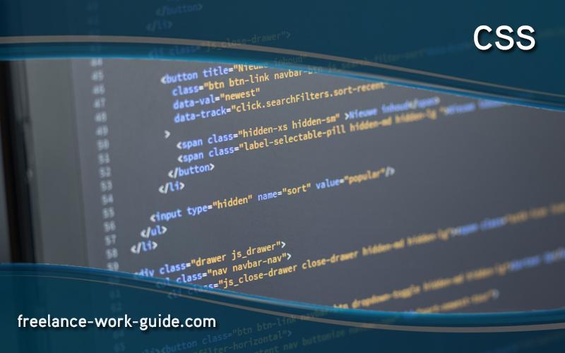 CSS- Web Developer