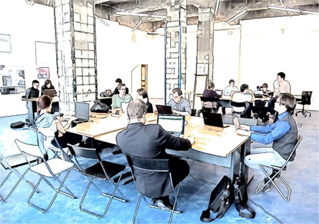 Can Co-Working Be A Financial Plus For Freelancers