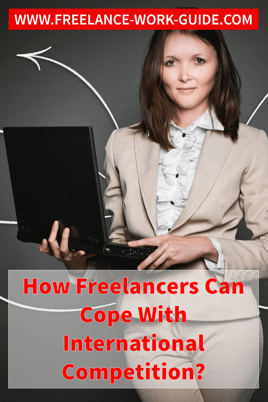 Freelancing appeals to millions of people around the world and freelancers continue to take up a large proportion of the world's global workforce with the percentage continues to grow.