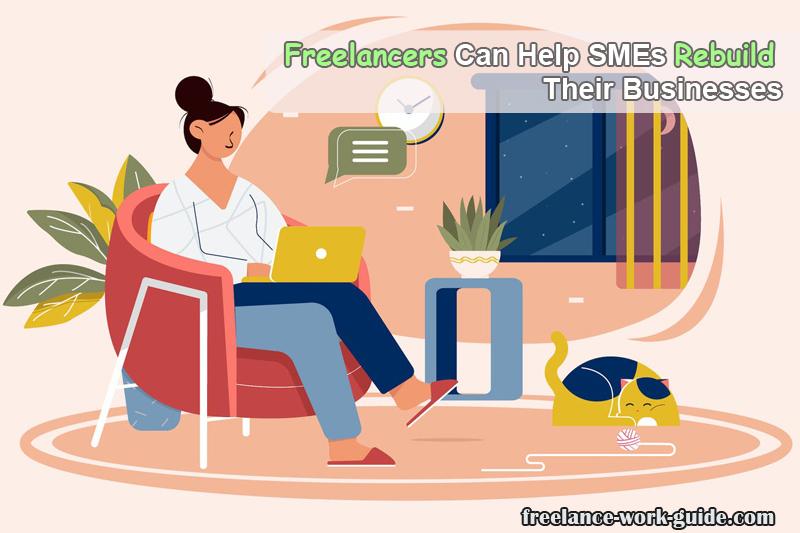 Freelancers can help