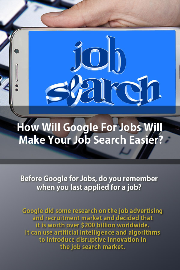 How Will Google For Jobs