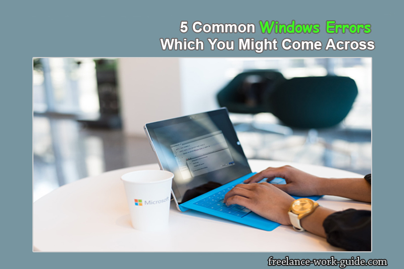 Windows Errors