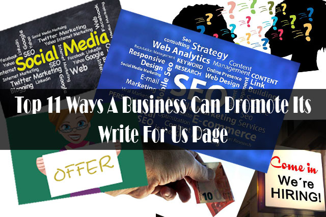 Business Promote