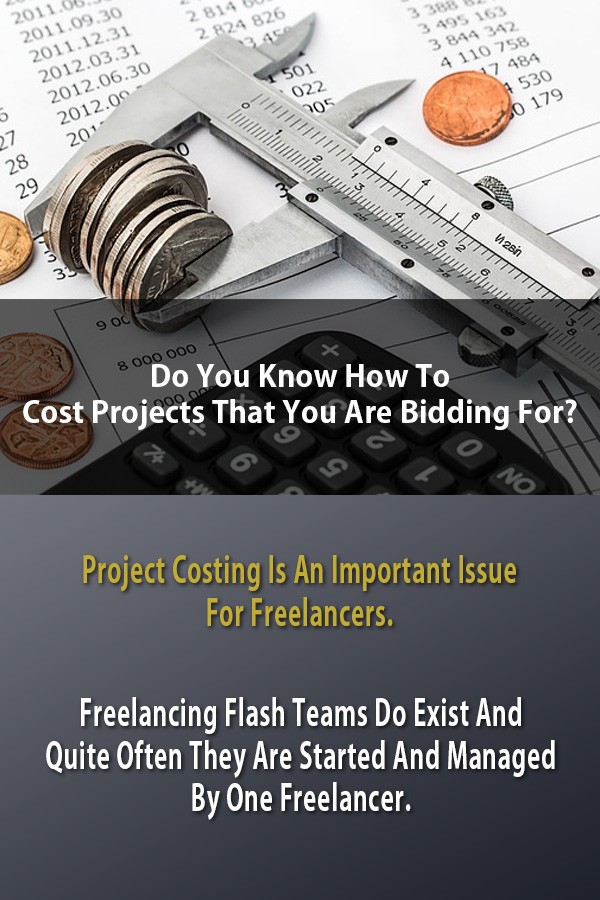 Cost Projects Bidding