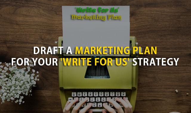 Draft Marketing Plan