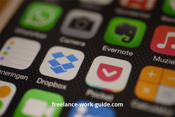Freelance Tools Evernote