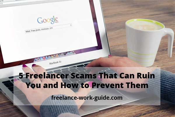 Freelancer Scams