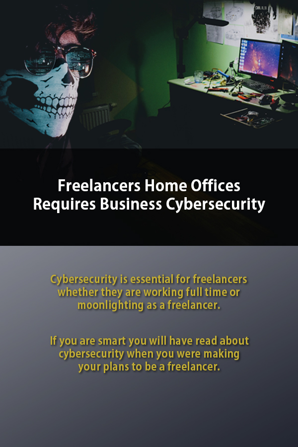 freelancers home office cybersecurity