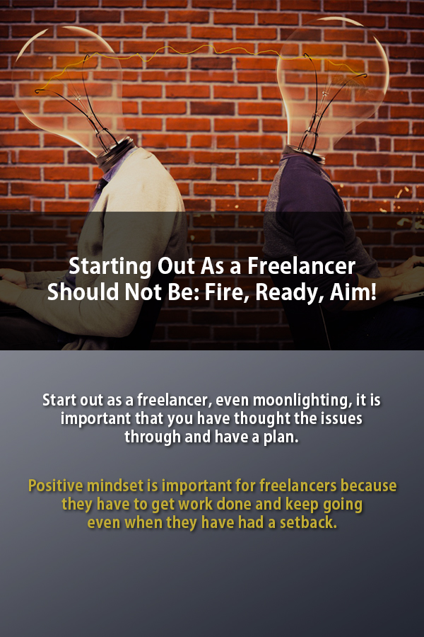 freelancers starting out