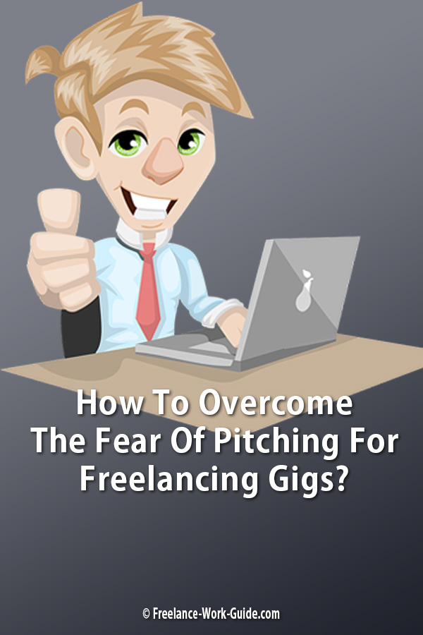 Pitching For Freelancing Gigs