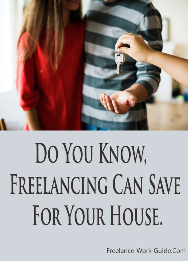 freelancing and saving
