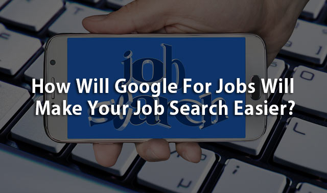 Google For Job Search