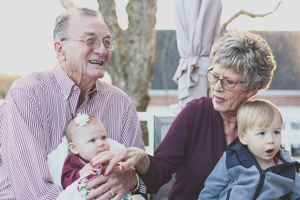 Grandparents' Can Act as GERT to Manage Their Grand Children When You're on an Emergency Gig
