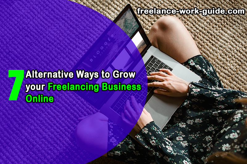 Grow your Freelancing Business Online