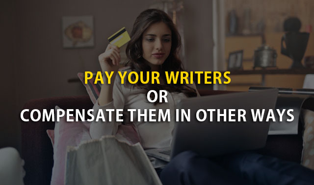 Pay Your Writers