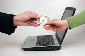 payment for internet services