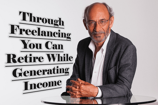 You Can Retire While Generating Income