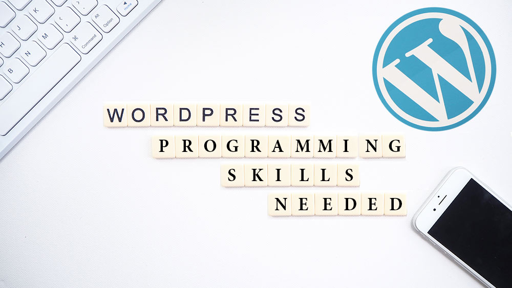 WordPress - Programming Skills Needed