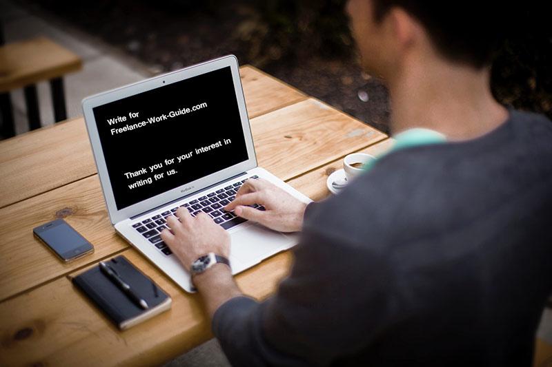 Write for us-Freelance-Work-Guide.com