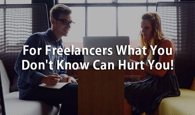Freelancers What You Dont Know