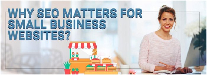 Why SEO Matters for Small Business Websites?