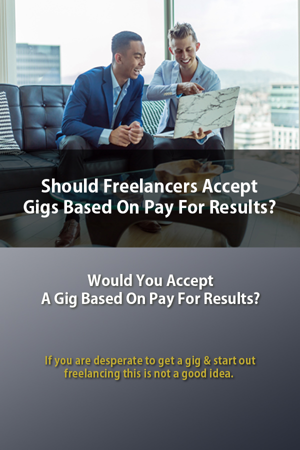 Should Freelancers Accept Gigs