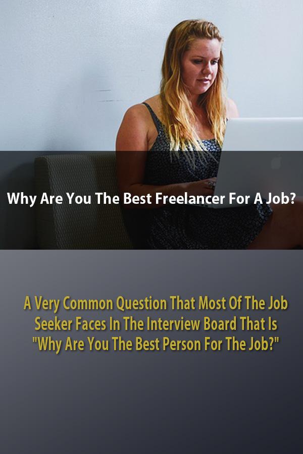 Best Freelancer For A Job