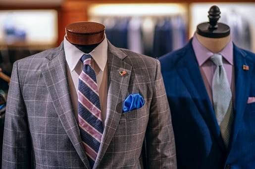 Deciding what to wear depends on the type of client you work with