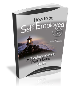 Buy How to be Self-Employed: A Freelance Work from Home Guide