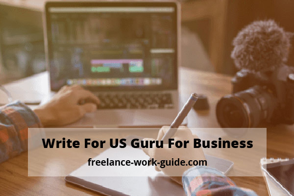 Freelance Write for Us Guru