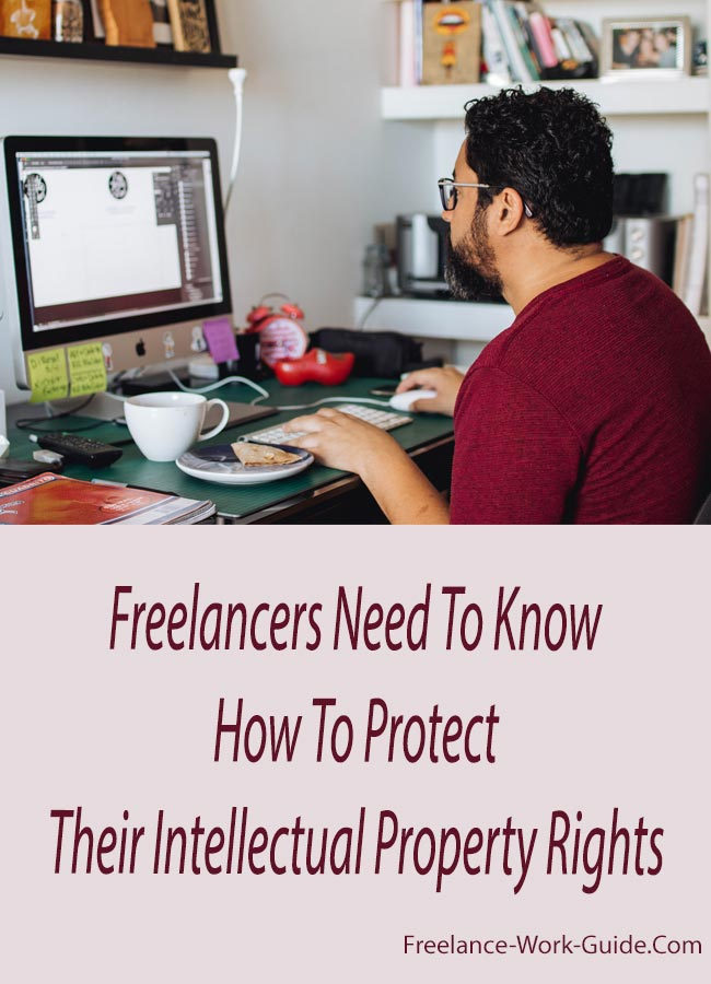 Freelancers' intellectual property