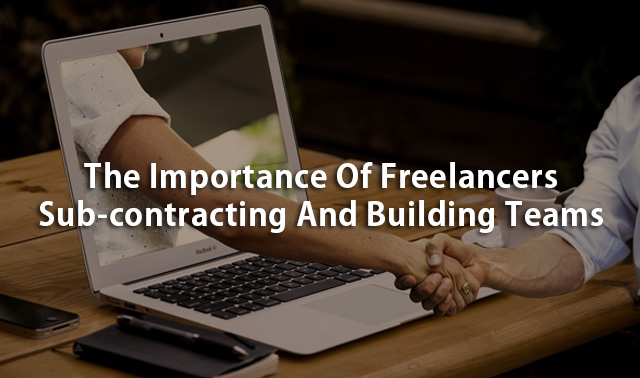 freelancers subcontracting