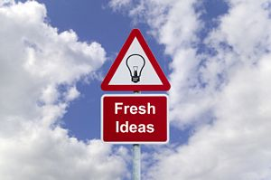 fresh ideas signpost
