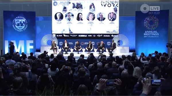 New Economy Forum: Future of Work