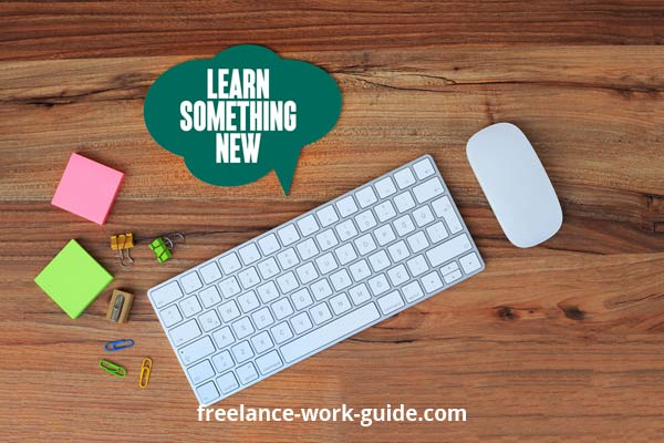 Learn A New Skill