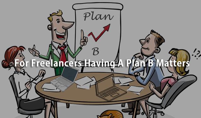 Plan B Matters