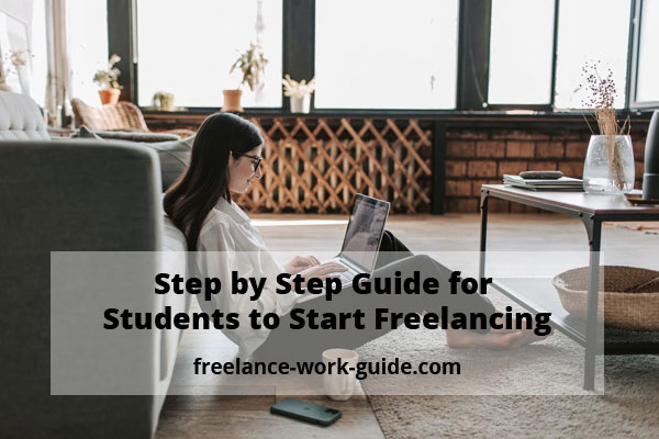 students freelancing guide